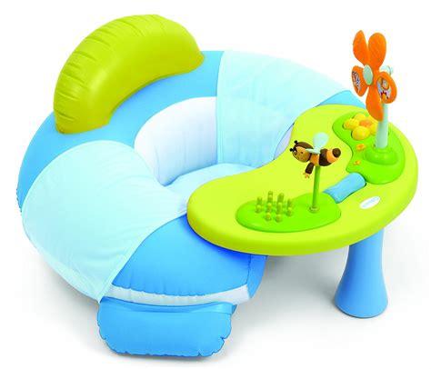 siege gonflable bebe