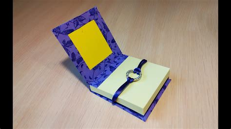 diy mini diary   minutes ideas  gift mini notebook