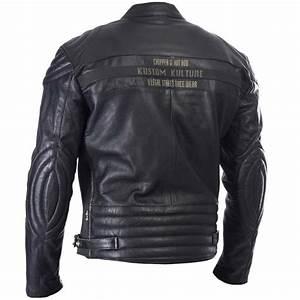 Blouson De Moto : blouson moto cuir rusty pistons spencer biker homme custom ~ Medecine-chirurgie-esthetiques.com Avis de Voitures