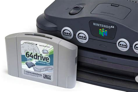 Nintendo 64dd Exclusive Games Now Playable On Everdrive
