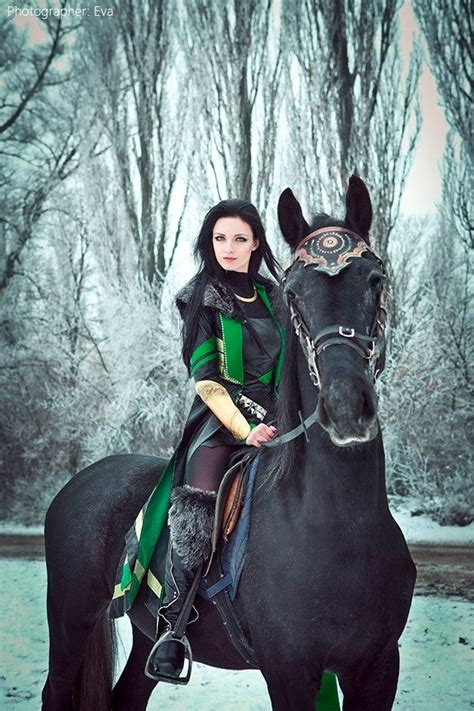 Lady Loki Wants Winter To Last Forever Cosplay Loki