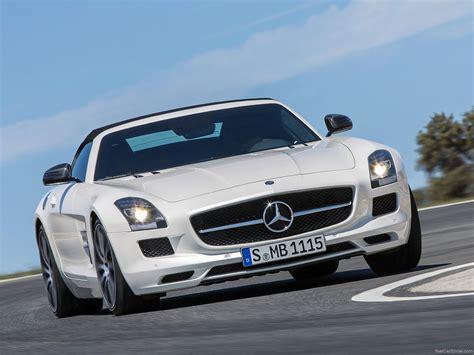 Mercedes Benz Sls Amg Roadster Picture
