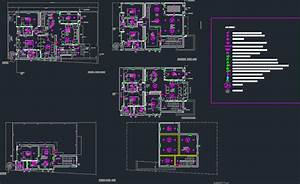 Electrical Layout Of A House Dwg Block For Autocad