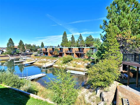 Tahoe Rentals With Boat Dock by 3br 2ba Condo In Tahoe With Boat Dock Sleeps 4
