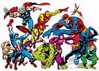 The Peerless Power of Comics!: Avengers Dismantle