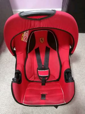 Healthy carrying from newborn to toddler. Ferrari car seat in South Africa Baby & Kids | Gumtree ...