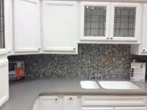 tile backsplash home depot new house pinterest