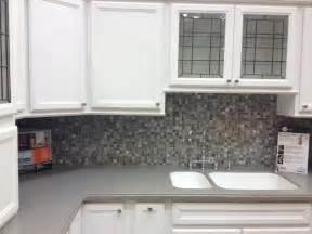 tile backsplash home depot new house pinterest