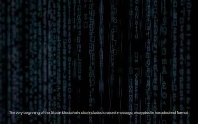 Crypto Origins Bitcoin Message