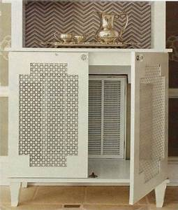 10 diy return air vent covers with a cool look shelterness With furniture covers air vent