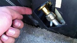 Replacing The Rear Ac Expansion Valve On A 1996 Chevrolet