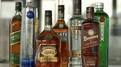 Different types of alcoholic drinks are linked to ...