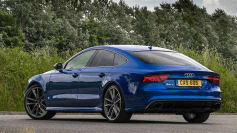 Audi Rs7 Sportback Performance (2016) Review