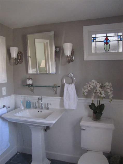 room stylist refreshing  master bathroom