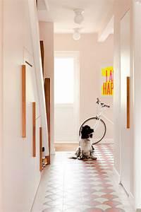 Blanc Cassé Peinture : peinture couloir et d coration de l 39 entr e 57 id es en ~ Melissatoandfro.com Idées de Décoration