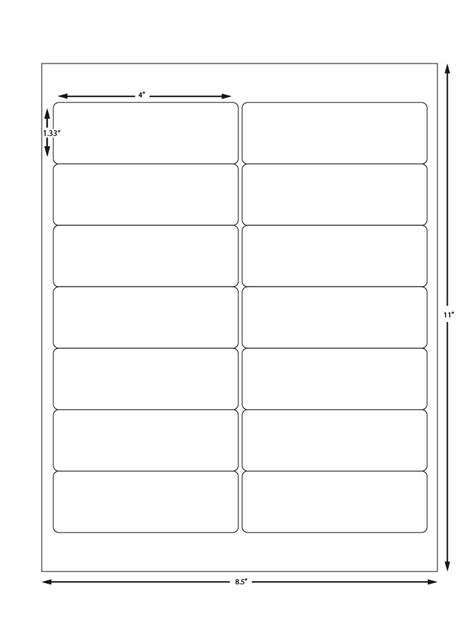 avery label sheet  compatible  labels  sheet