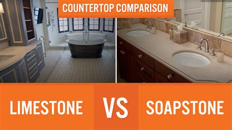 Soapstone Durability by Limestone Vs Soapstone Countertop Comparison