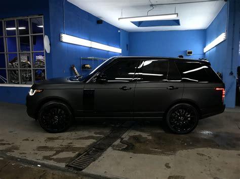 deep matte black  supercharged