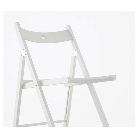 Ikea Folding Chairs White by Terje Folding Chair White Ikea