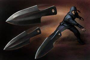 Throwing Knives | L5r: Legend of the Five Rings Wiki ...