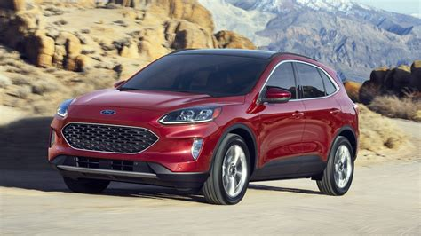 2020 Ford Escape 2020 ford escape quirks and features top speed