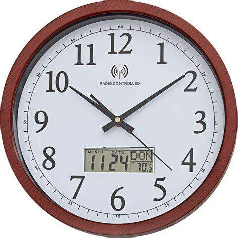 horloge murale radio pilotee 28 images horloge murale radio pilot 233 e tfa 98 1065 h 234