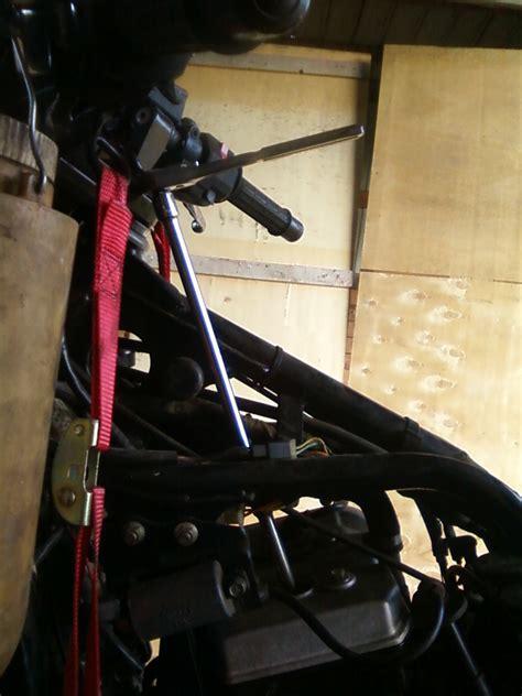ninja basic spark plug oil filter change