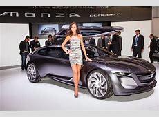 IAA 2013 Girls The Best Curves of the Frankfurt Motor Show