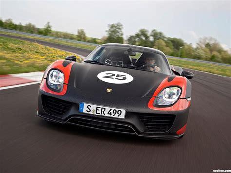 Fotos De Porsche 918 Spyder Prototype 2018 Foto 6