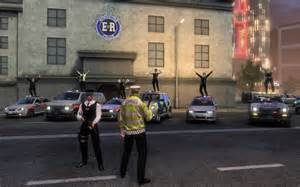 Police Games PS3