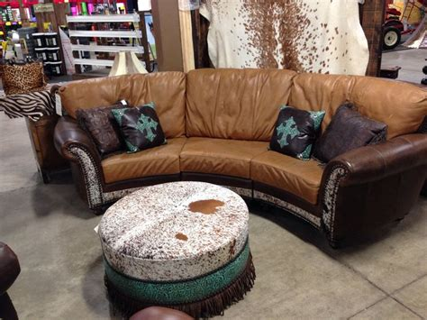 Western Cowhide Furniture by 18 Best Cowhide Western Furniture Images On