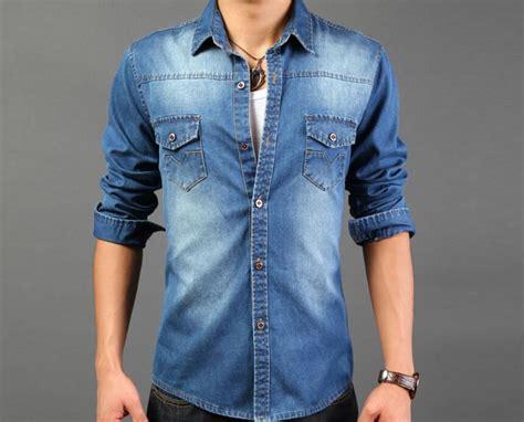 fashion men casual shirts wholesale mens