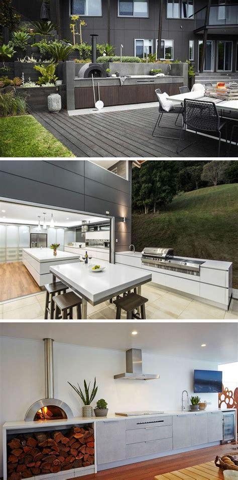 outdoor kitchen accessories modern outdoor kitchen kitchen decor design ideas 1294