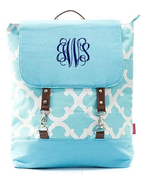 personalized  knapsack backpack book bag tote monogram  bookbag girls kid ebay