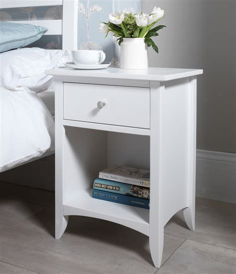 36690 bedroom end tables edward hopper white furniture bedside table chest of