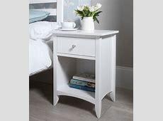 EDWARD HOPPER White furniture, bedside table, chest of