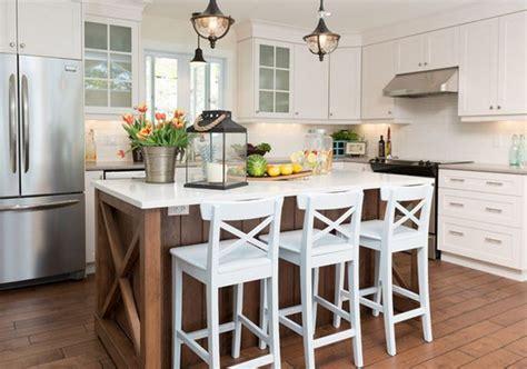 cuisine ilot centrale design modèle cuisine îlot centrale deco maison moderne