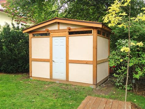 bels the easiest way to build a shed