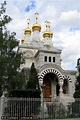18. Geneva, Russian Church. VIRTOURIST.COM