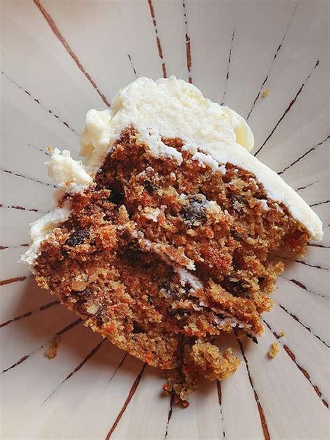 homemade carrot cake recipe cream cheese frosting