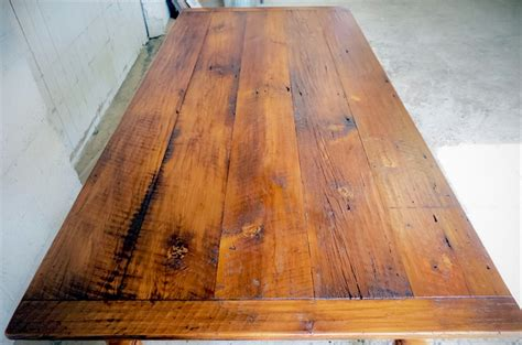 barnwood kitchen island custom wood tables handcrafted farmhouse dining tables