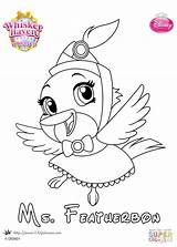 Featherbon Ms Coloring Palace Pages Princess Whisker Haven Pets Tales Printable Heaven Disney Pet Skgaleana Printables Sheets Colouring Anime Drawing sketch template