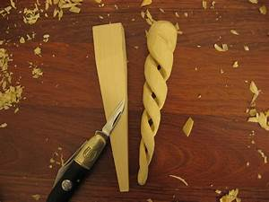 Simple Wood Carving For Beginners