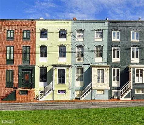 Stratton Place Row Houses  Flickr  Photo Sharing