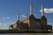 The Transforming British Icon, Battersea Power Station