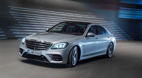 2019 Mercedesbenz S560e Debuts With 25 Mile Ev Range