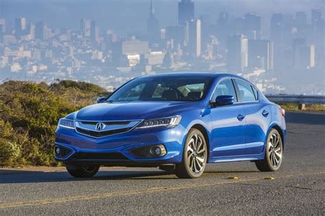 2017 Acura Ilx Introduced, Costs  More Than 2016 Model