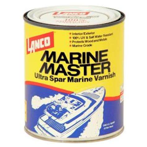 lanco marine master 1 qt ultra spar marine varnish
