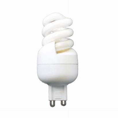 Spiral 5w Bulb Energy 25w G9 Cfl