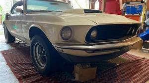 A barn find 1969 Ford Mustang Boss 429 for sale